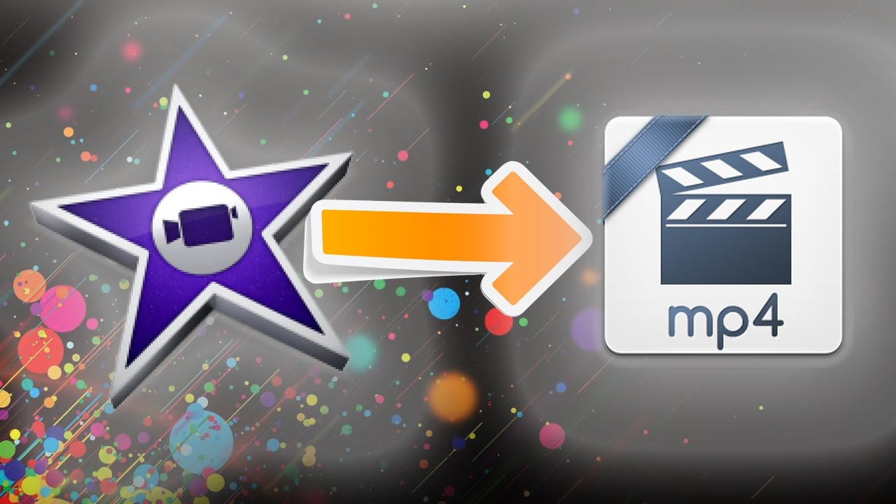 How To Export In Mp4 From Imovie 2020!! WORKING! - YouTube