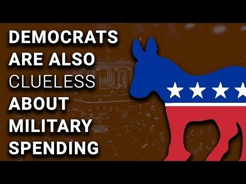 89% of Dems Help Republicans Pass Perverted Military Expansion