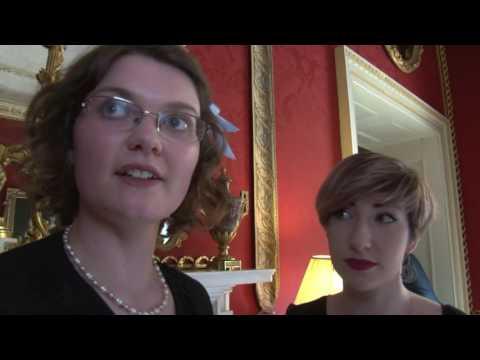 Royals enjoy 'culture night' at Hillsborough Castle