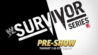Survivor Series 2012 PPV Pre-Show