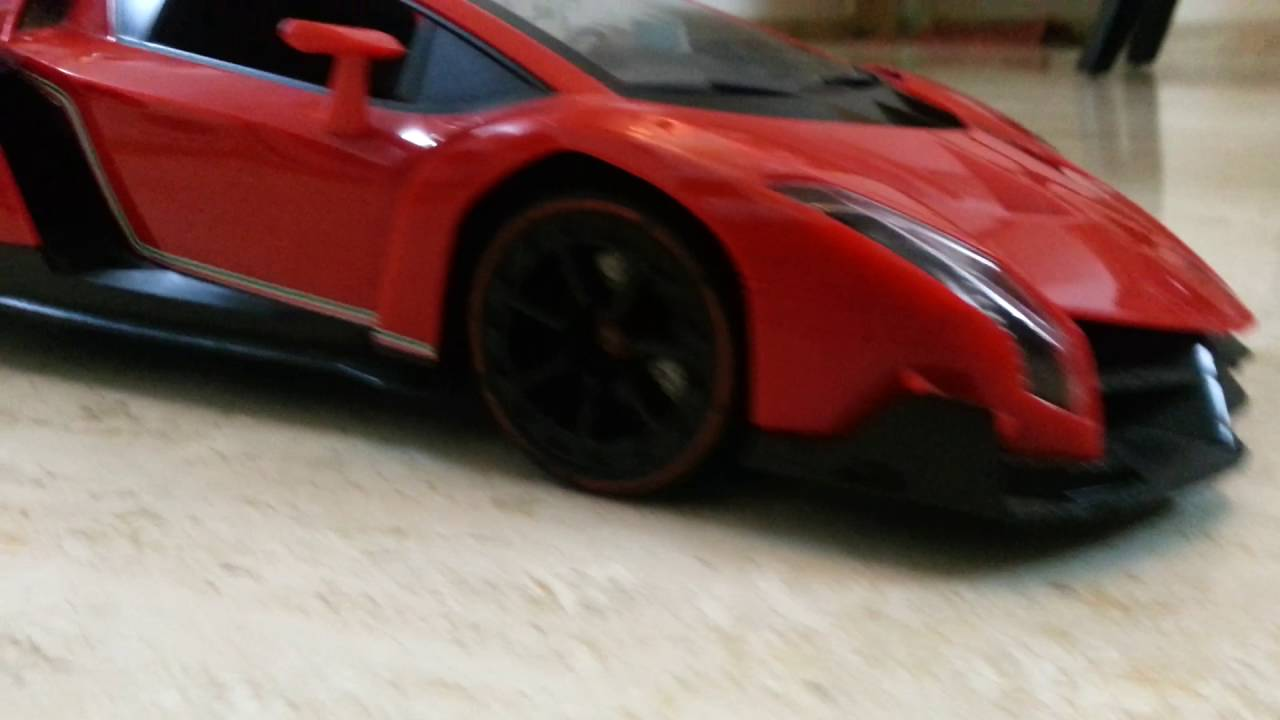 rc lamborghini veneno hd - youtube