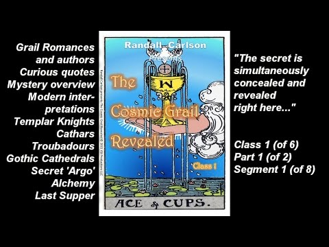 """Quests for the Cosmic Grail"" w/ Revelatory Randall Carlson (2015)"