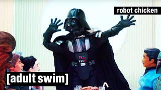 Top 10 Momente | Robot Chicken: Star Wars Special | [adult swim]
