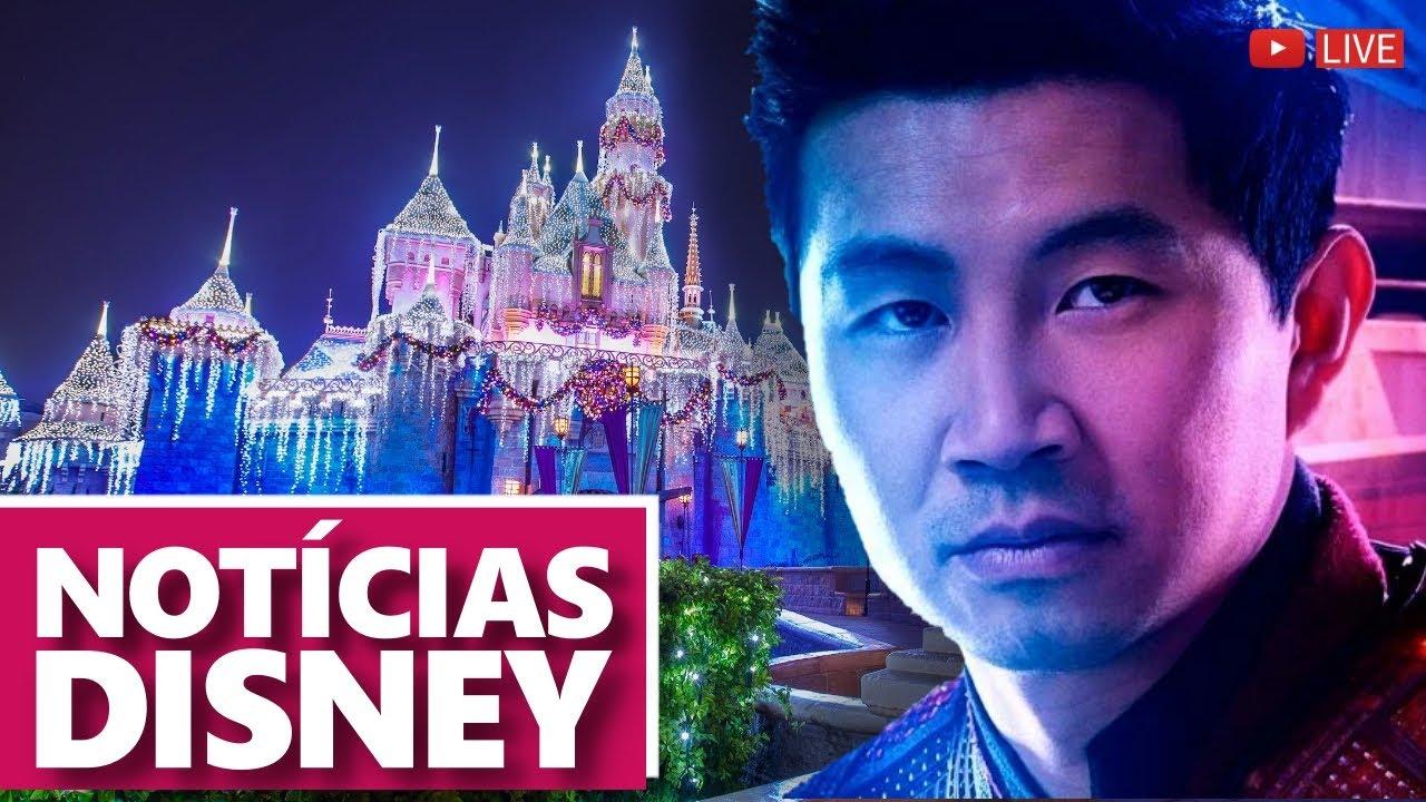 Resumo da semana | Notícias Disney 11/09/21