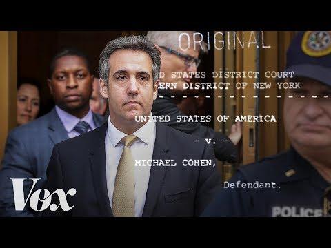 Michael Cohen: Sex, lies, and campaign finance