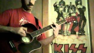 Gam Gam Buckmaster - Cherry Red (boom boom baby) Acoustic Guitar