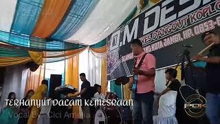 TERHANYUT DALAM KEMESRAAN (COVER) Om Desfar Live Mayang Kota Jambi 31 Agustus 2019