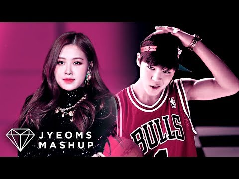 BLACKPINK & BTS - SO HOT X WE ARE BULLETPROOF PT. 2 (MASHUP)