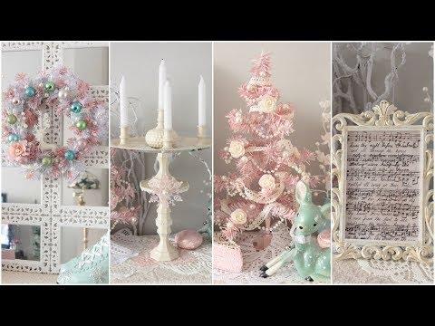 DOLLAR TREE CHIC CHRISTMAS DECOR 2018