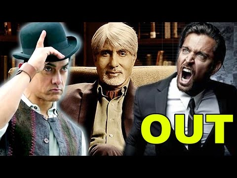 Aamir Khan to WORK with Amitabh Bachchan in THUG, Hrithik Roshan Is Out?