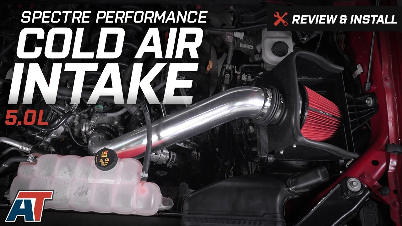 How To Install Spectre Performance Cold Air Intake