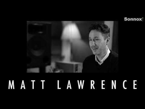 In The Studio with Matt Lawrence Part 1