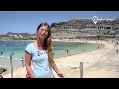 Urlaub Am Strand Playa De Amadores Auf Gran Canaria