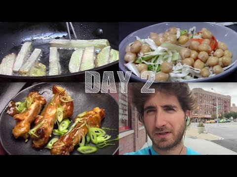 How To Live On $3 A Day | Day 2 |