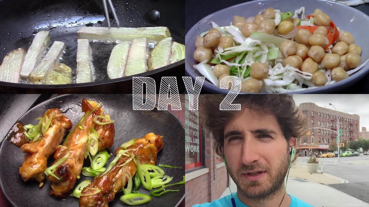 How to live on $3 a day | Day 2 | - YouTube