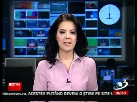 BREAKING NEWS | 1 MAI 2011 CUTREMUR IN ROMANIA 5 5 | ANTENA 3 HD | L I V E