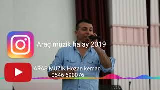 Aras müzik halay 2019