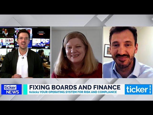 Fixing Boards & Finance Teams