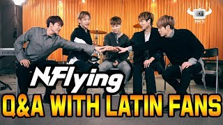 Video N.Flying in a Q&A with Latin Fans! download MP3, 3GP, MP4, WEBM, AVI, FLV Juli 2018