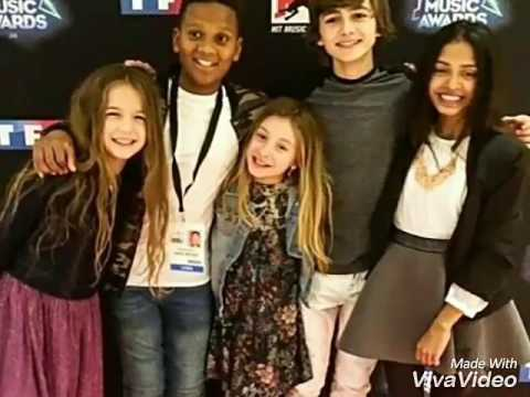 Montage Photo Des Kids United #1