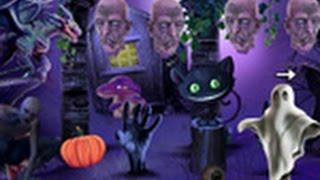 Escape Game: Halloween Horror Walkthrough
