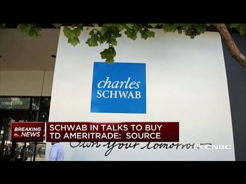 Schwab's Commission Cut Is Driving Consolidation, Analyst Says