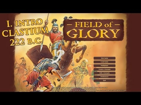 Field of Glory  Episode 1  duction to the Game