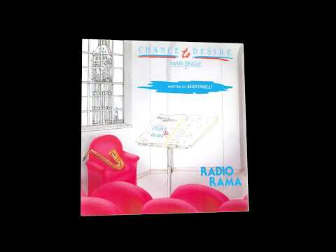 Radiorama - Chance To Desire (Instrumental Version) Mp3