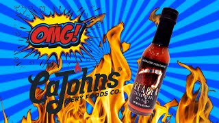 CAJOHNS- REAPER SLING BLADE! Wow This was a HOT One!