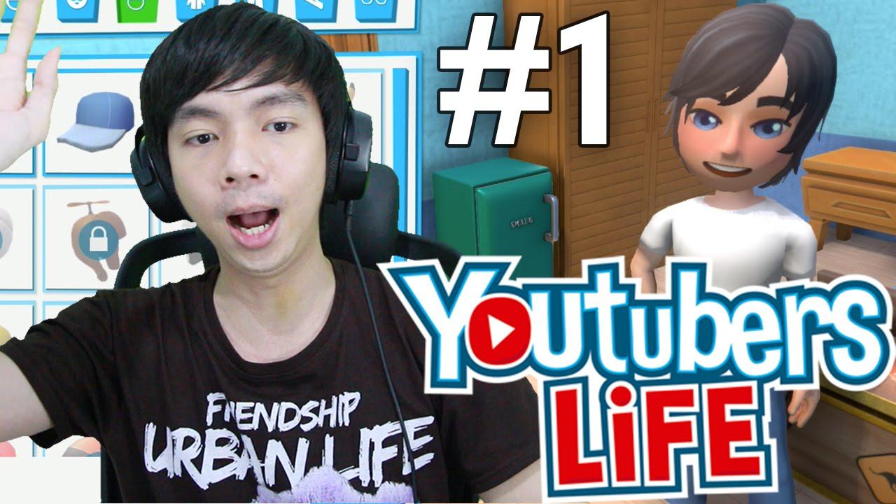 Kehidupan Keras Seorang Youtuber - Youtuber Life Part 1 ...