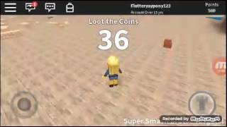 Fluttershy et Rainbow Dash jouent ROBLOX Survivre aux catastrophes pt.2