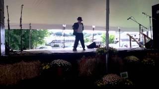 Michael Jackson Impersonator - Spoonbread Festival 2011