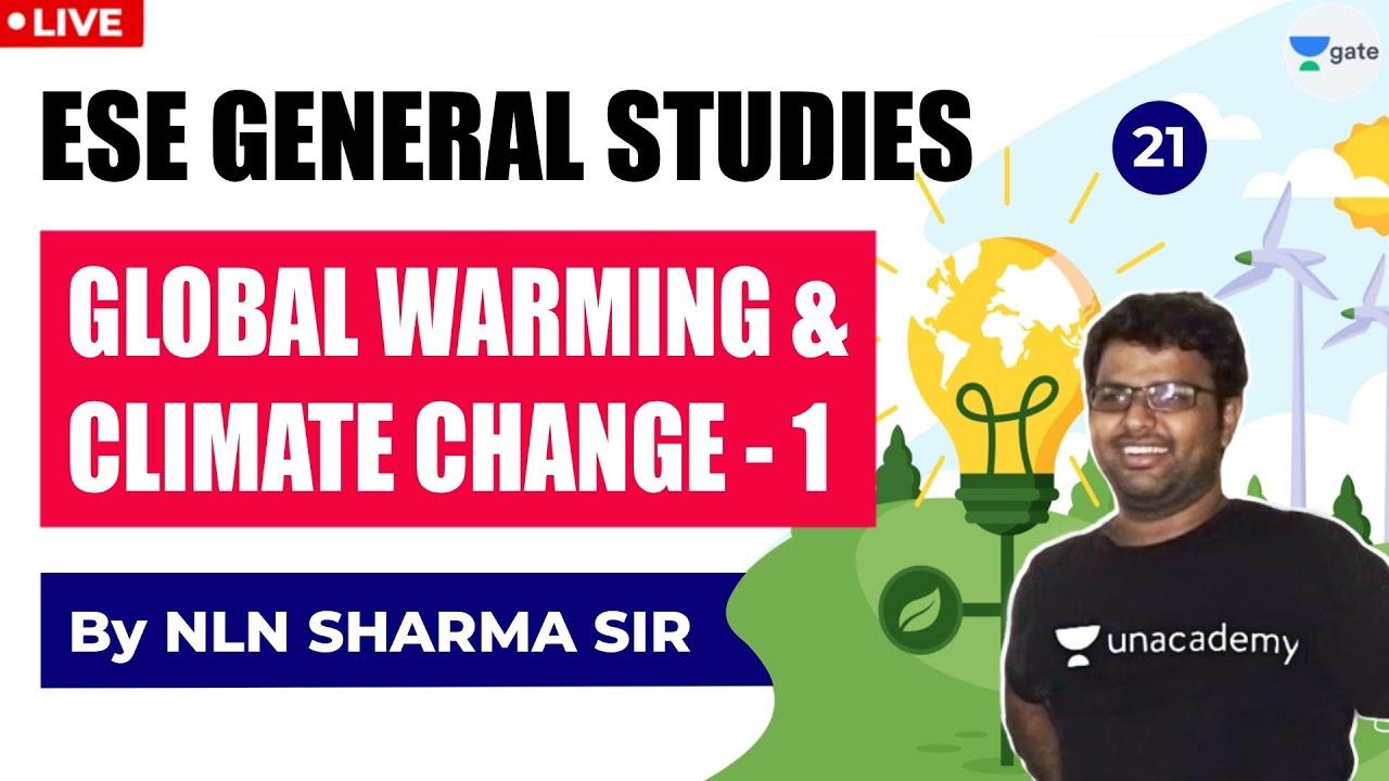 Global Warming and Climate Change  | Lec 21 | Biodiversity | Environmental Engineering
