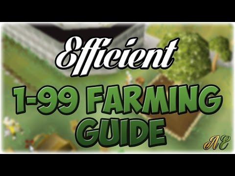 EFFICIENT 1-99 Farming Guide | Oldschool Runescape