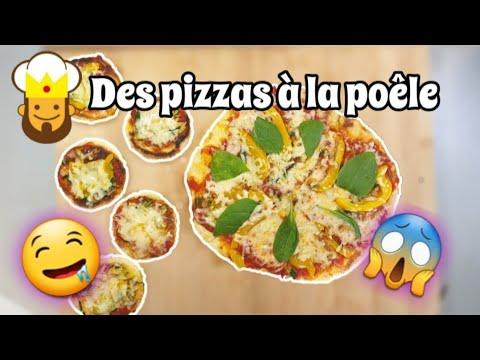 pizza-vege-a-la-poÊle-!-pas-chÈre-et-extra-croustillante!-ramadan-#4-/-facile-et-rapide