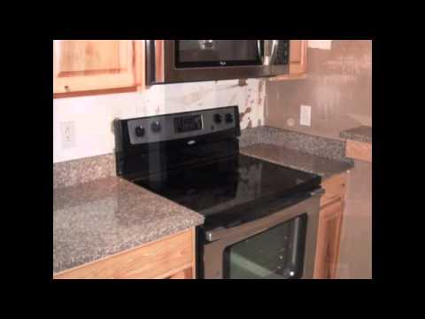Bainbrook Granite Light Wood Cabinets Charlotte Nc 5 12