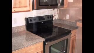 Bainbrook Granite-light Wood Cabinets-charlotte Nc-5 5 12