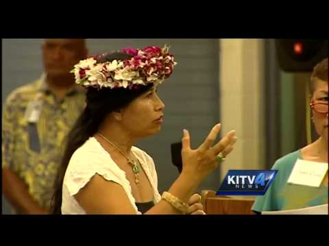 Native Hawaiians meet in West Oahu over self-governance