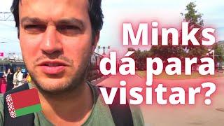Fomos visitar Minsk, capital da Bielorrússia | Viajo logo Existo