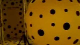 """Yayoi Kusama's """"Dots Obsession"""""""