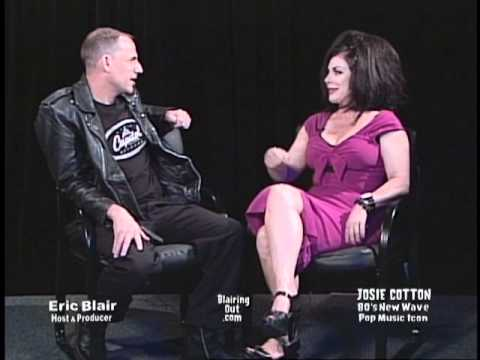 JOISE COTTON  talks with Eric Blair about  her  career in music part 1. 2011