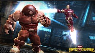 Marvel Super Heroes: Spiderman, Wolverine and Gamora vs Black Bolt, Captain Marvel and Drax