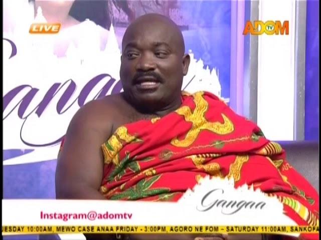 Gangaa Chat Room - Adom TV (6-8-18)
