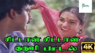 Chittan Chittan Kuruvi ||சிட்டான் சிட்டான் குருவி || Mano, S. Janaki || H D Song
