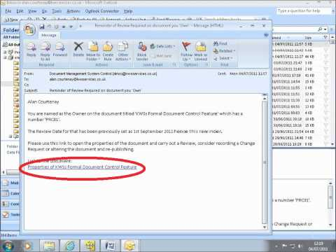 sharepoint-2010---formal-document-control-pt-3---record-a-review