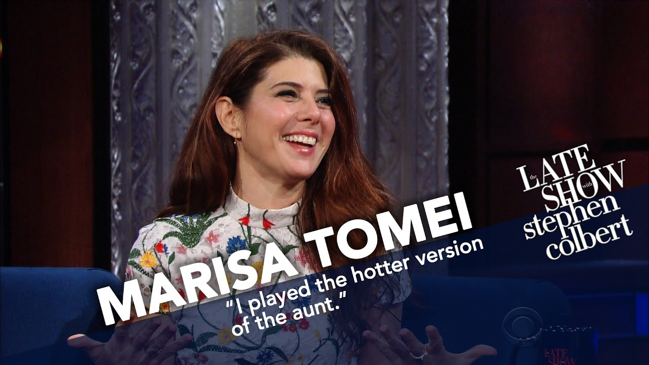 Can marisa tomei naked