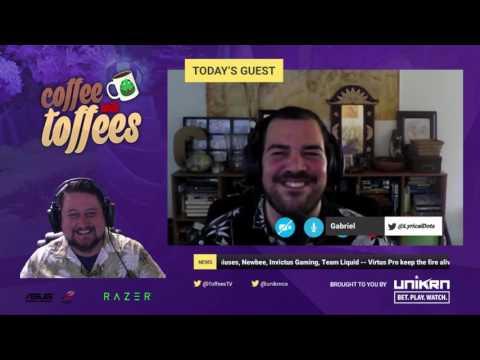 Coffee w/ Toffees - @LyricalDota - Life, Lans, and Love