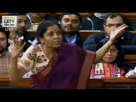 'How can you call the prime minister a thief?': Nirmala Sitharaman