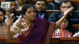 \'How can you call the prime minister a thief?\': Nirmala Sitharaman