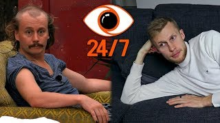 Katsoin Big Brotheria 24 tuntia putkeen..